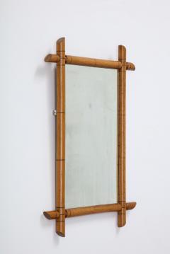 Faux Bamboo Mirror - 2060683