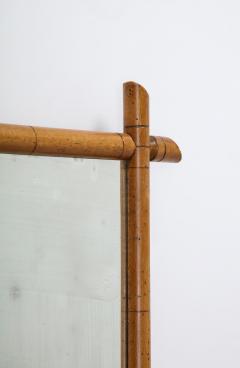 Faux Bamboo Mirror - 2060686