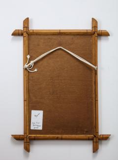 Faux Bamboo Mirror - 2060693