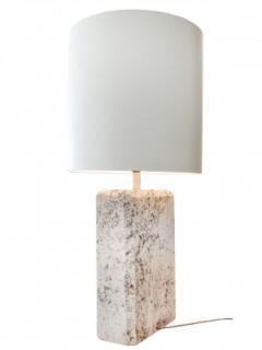 Faux Stone Lamp - 1649469