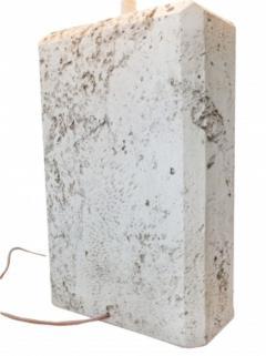 Faux Stone Lamp - 1649470