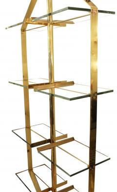 Fedele Papagni Limited Edition Book Shelves or Dividers By Fedele Papagni for Gaspare Asaro - 116163