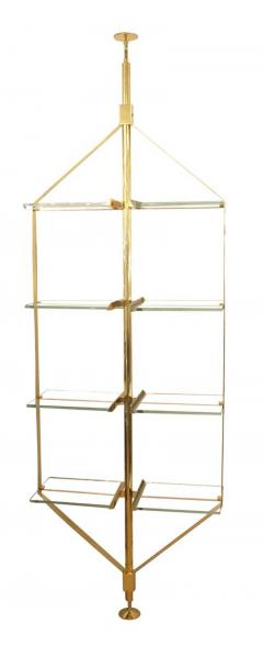 Fedele Papagni Limited Edition Book Shelves or Dividers By Fedele Papagni for Gaspare Asaro - 116165