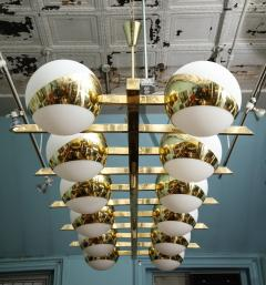 Fedele Papagni Monumental 12 Light Chandelier by Fedele Papagni - 548193
