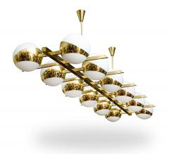 Fedele Papagni Monumental 12 Light Chandelier by Fedele Papagni - 548195