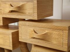 Fedele Papagni Unique Tree Chest of Drawers by Fedele Papagni - 1323156