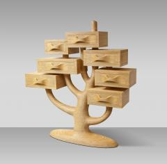 Fedele Papagni Unique Tree Chest of Drawers by Fedele Papagni - 1323165