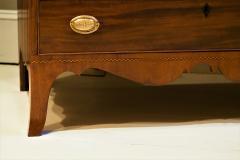 Federal Hepplewhite Secretary Bookcase Circa 1800 Mid Atlantic - 1687462