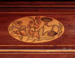 Federal Inlaid Card Table - 350081