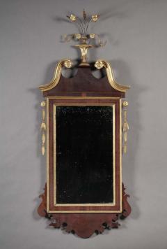Federal Inlaid Mirror - 384520