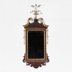 Federal Inlaid Mirror - 386308