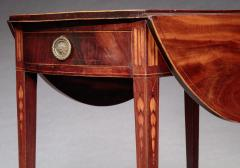 Federal Inlaid Pembroke Table - 781706