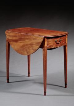 Federal Pembroke Table - 334743