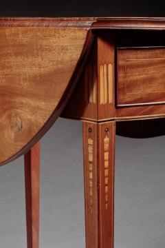 Federal Pembroke Table - 334744