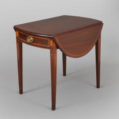 Federal Pembroke Table - 589228