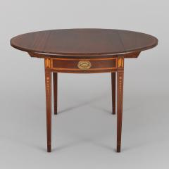 Federal Pembroke Table - 589230