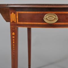 Federal Pembroke Table - 589232