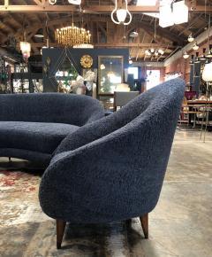 Federico Munari Federico Munari chairs Mid Century Italian Curved Lounge Chairs 1958 - 964889