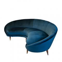 Federico Munari Vintage curved sofa by Federico Murano - 1270105