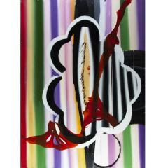 Felicidad Moreno Felicidad Moreno Lagarteranas Contemporary Colorful Abstract Artwork - 1829635