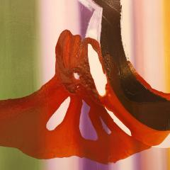 Felicidad Moreno Felicidad Moreno Lagarteranas Contemporary Colorful Abstract Artwork - 1829637