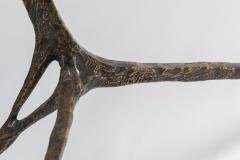 Felix Agostini Rare Sculptural bronze Cocktail Table by Felix Agostini - 928723