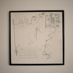 Felix Bachmann Contemporary Modern Abstract Painting Acrylic on Canvas - 639206