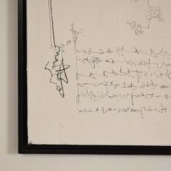 Felix Bachmann Contemporary Modern Abstract Painting Acrylic on Canvas - 639209