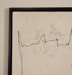 Felix Bachmann Contemporary Modern Abstract Painting Acrylic on Canvas - 639210