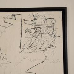 Felix Bachmann Contemporary Modern Abstract Painting Acrylic on Canvas - 639211