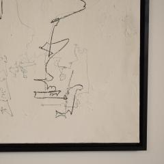 Felix Bachmann Contemporary Modern Abstract Painting Acrylic on Canvas - 639212