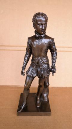 Ferdinand Barbedienne Conquistador  - 1713551