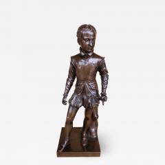 Ferdinand Barbedienne Conquistador  - 1717991