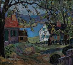 Fern Isabel Coppedge Spring by the Delaware River  - 1773123