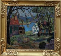 Fern Isabel Coppedge Spring by the Delaware River  - 1773124