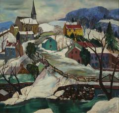 Fern Isabel Coppedge Village Hillside - 334117