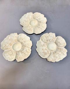 Fern Leaf Artichoke Plates Set of 12 - 1932353