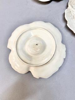 Fern Leaf Artichoke Plates Set of 12 - 1932354