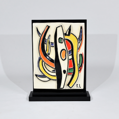Fernand Leger Abstract Composition - 918273