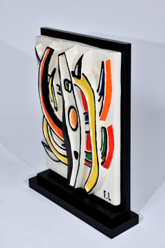 Fernand Leger Abstract Composition - 918274