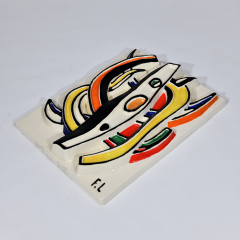 Fernand Leger Abstract Composition - 918275