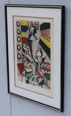 Fernand Leger Fernand L ger Modernist Artwork - 767977