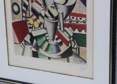 Fernand Leger Fernand L ger Modernist Artwork - 767979