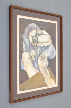 Fernando Luis Dominguez Fernando Luis Dominguez Abstract Figural Painting - 1041290
