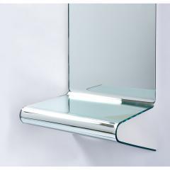 Fiam Floating Mirrored Console by FIAM Italia - 610272