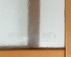 Fiam Glass Voyeur Screen Room Divider By Vittorio Livi For Fiam - 869951