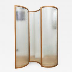 Fiam Glass Voyeur Screen Room Divider By Vittorio Livi For Fiam - 899331