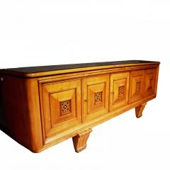 Fine 1930s French Art Deco fruitwood sideboard - 1816606