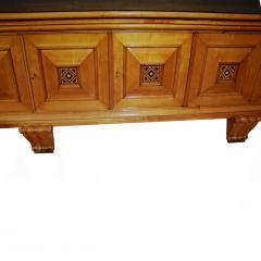 Fine 1930s French Art Deco fruitwood sideboard - 1816608
