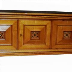 Fine 1930s French Art Deco fruitwood sideboard - 1816610